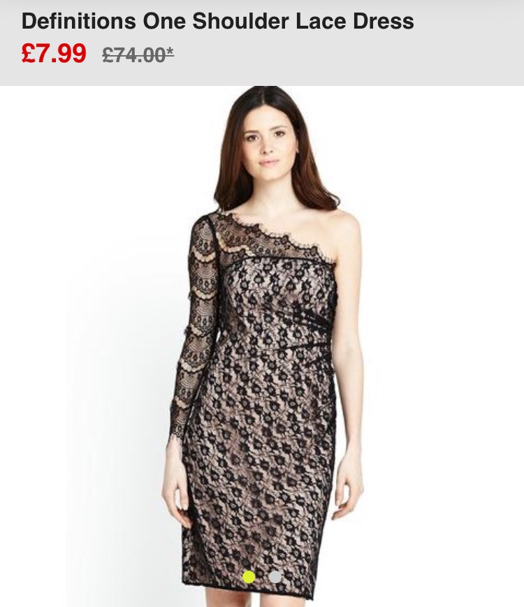 Our top 12 Party dresses under £10