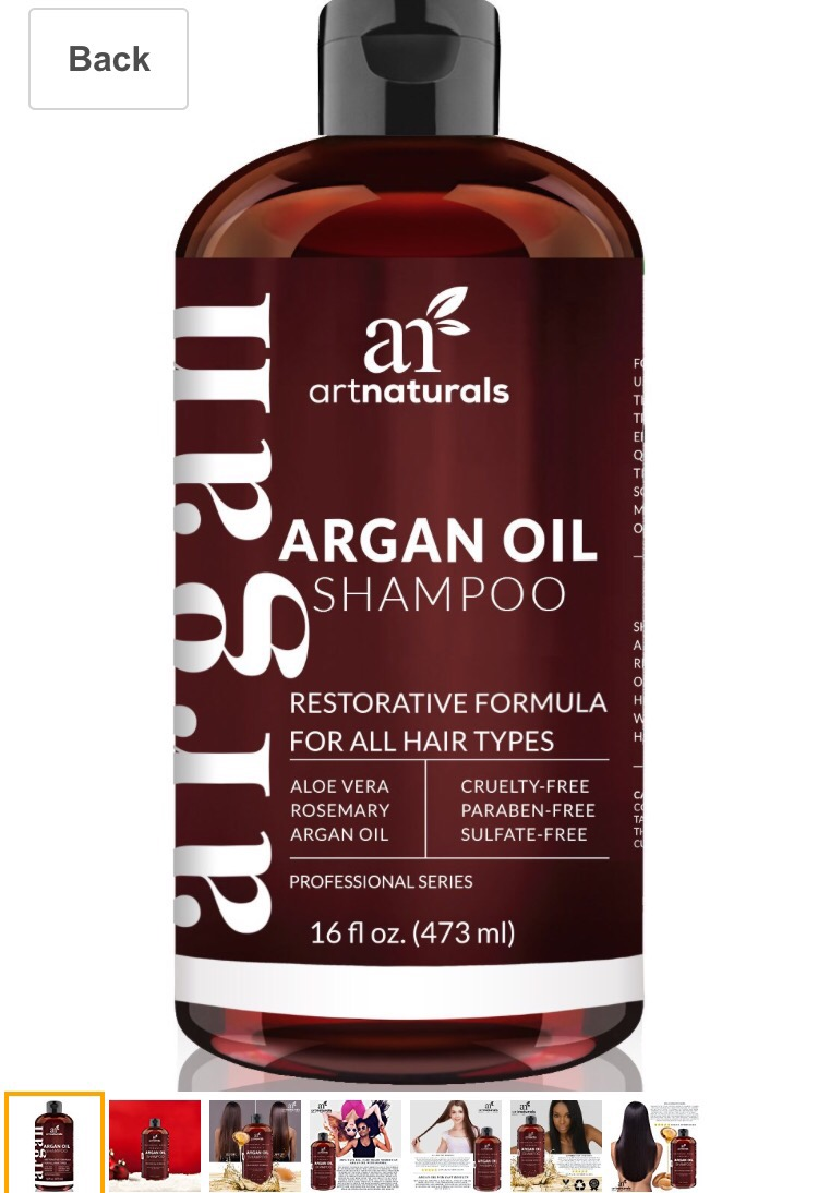 Best argan oil shampoo reviews